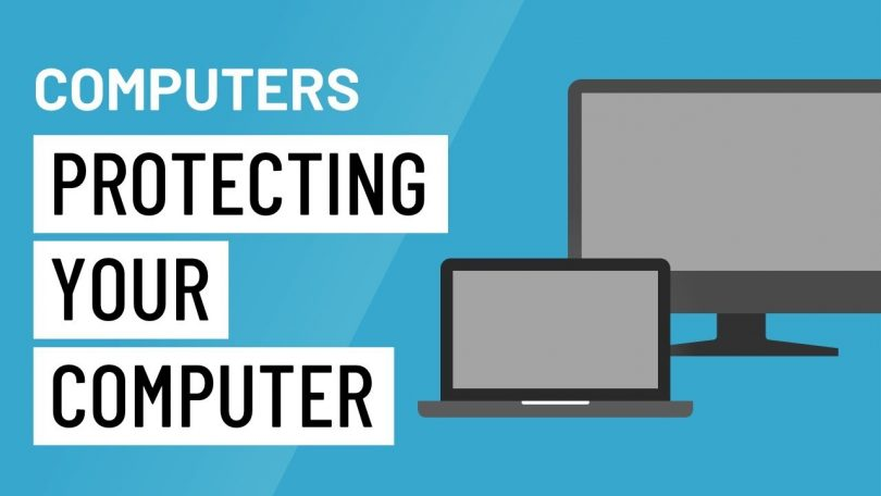 Computer Basics - Protecting Your Computer video lessons