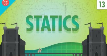 Statics: Crash Course Physics #13 video watch
