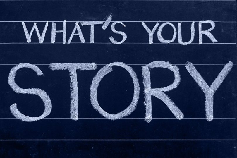 Writing 3 Ways to Build a Story