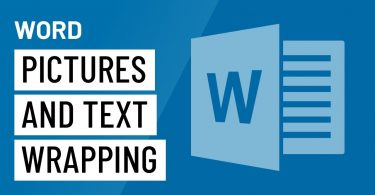 Word Pictures and Text Wrapping Tutorial video