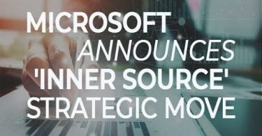A Strategic Move Microsoft Announces Inner Source